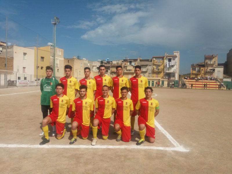 Villabate Calcio Sconfitta per la Juniores che finisce qui il suo cammino nel torneo regionale
